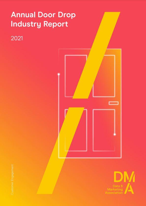 DMA Door Drop Statistics – 2021 report